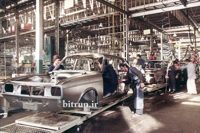 همه مدیران عامل ایران خودرو