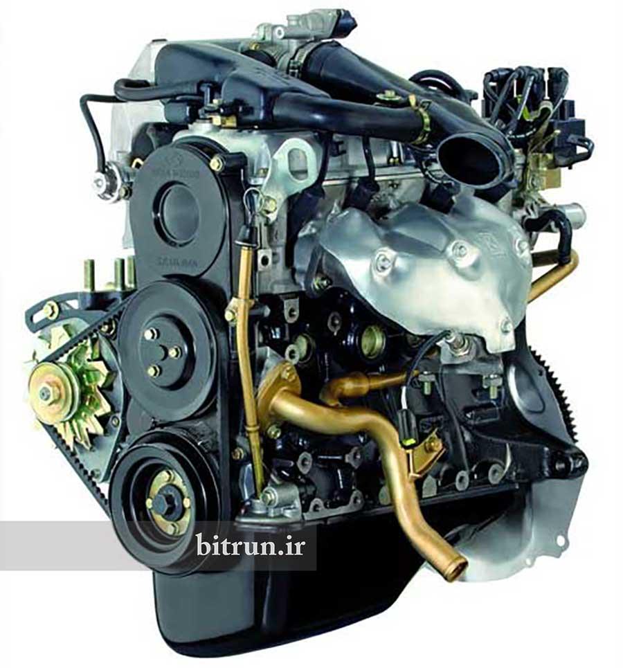 موتورهای ایرانی ایران خودرو