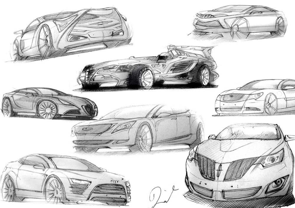 طراحی خودرو طراحى کى ١٣٢