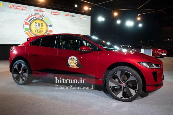 جوایز بهترین خودرو سال ۲۰۱۹ به