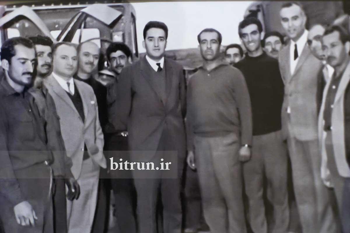 رضا نیازمند اصغر قندچی علینقی عالیخانی