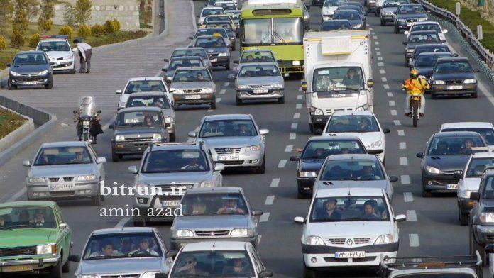 تاثیر معاینه فنی خودرو