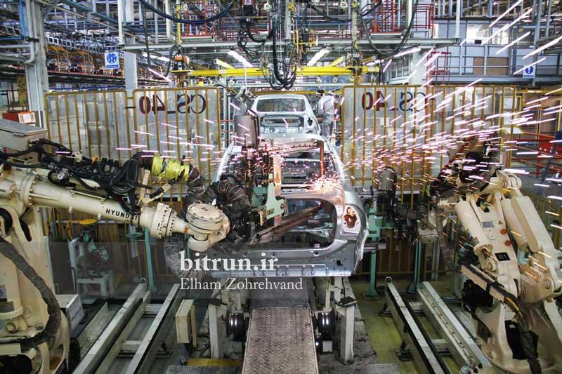 بازار و صنعت خودرو