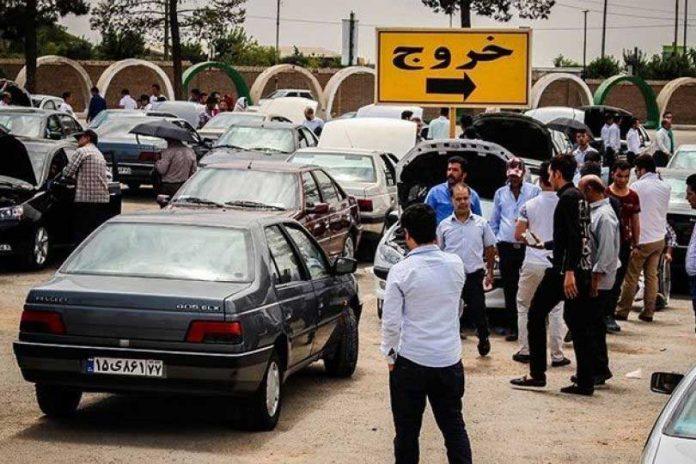 روند افزایشی قیمت روز خودرو