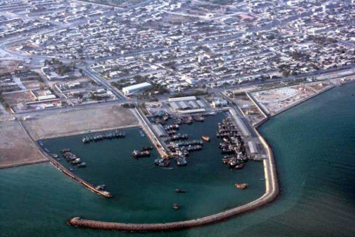 نخستین حرکت کشتی مسافری بوشهر - قطر