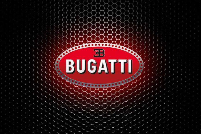 لوگوی بوگاتی