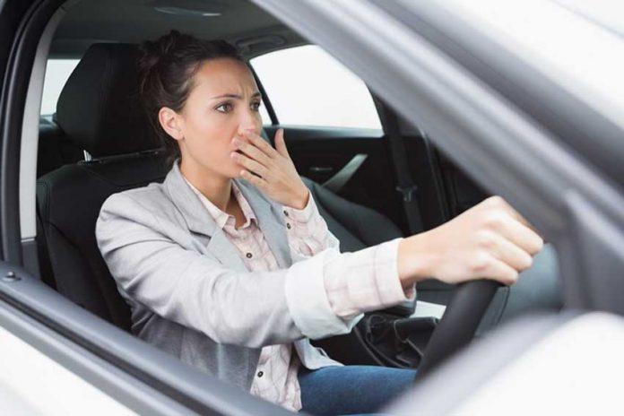 تاثیر حرکات خودرو در ایجاد سرگیجه