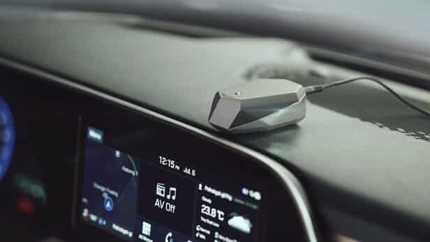 استارت خودرو با گوشی هوشمند