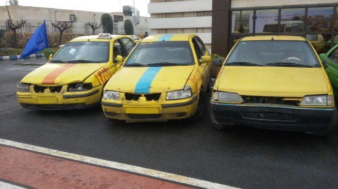خودروسازان ناتوان تامین 200 دستگاه تاکسی