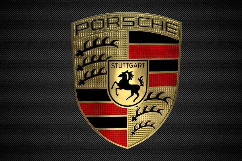 لوگوی شرکت های خودروسازی پورشه