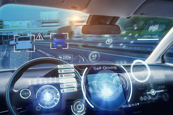 اینترنت ۵G در خودروهای خودران