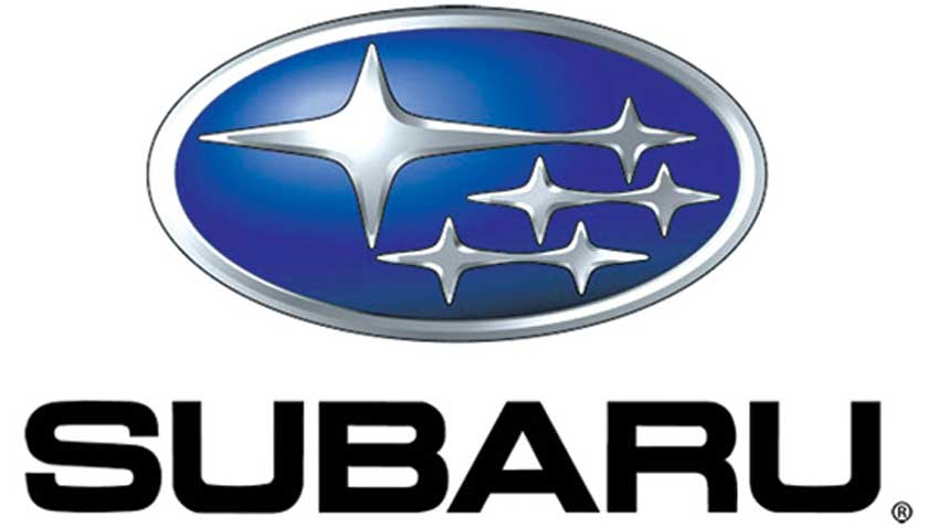لوگوی شرکت های خودروسازی سوبارو