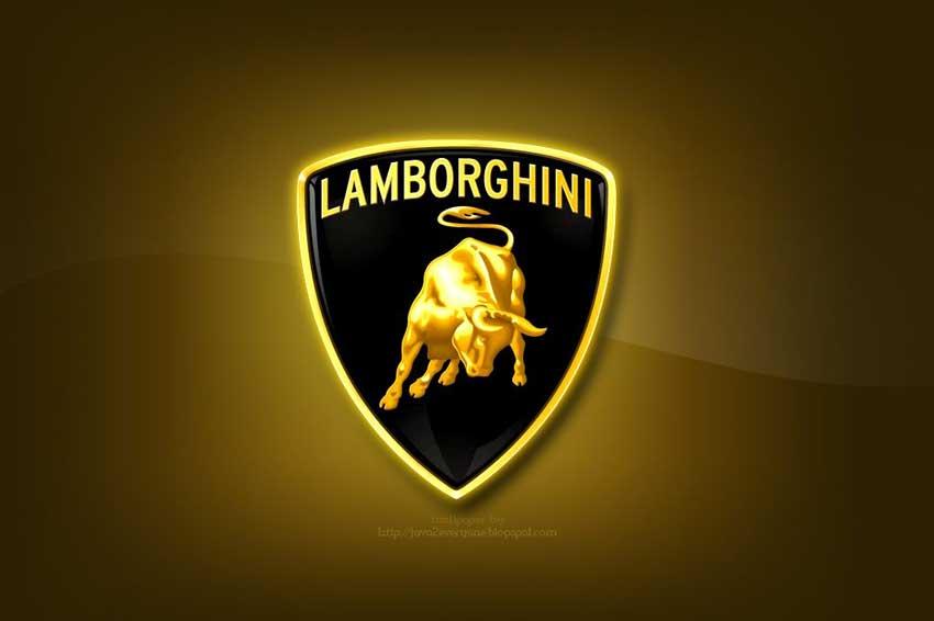 لوگوی شرکت های خودروسازی لامبورگینی