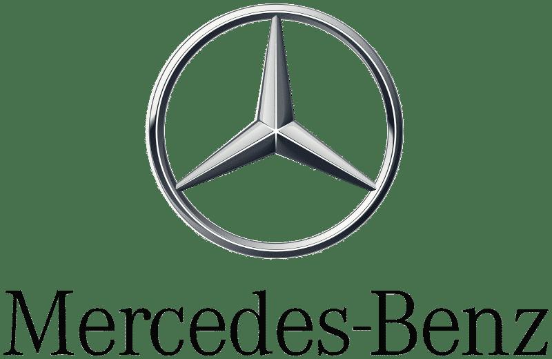 لوگوی شرکت های خودروسازی مرسدس بنز