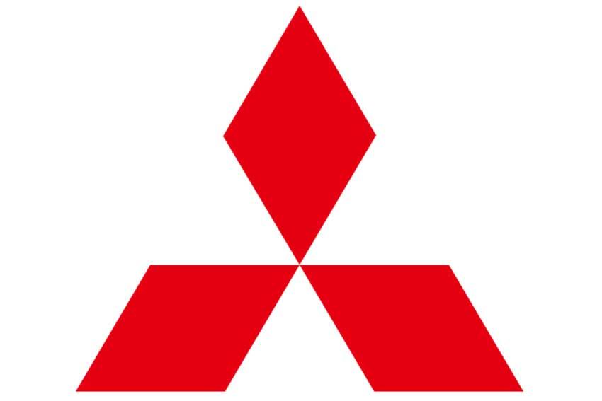 لوگوی شرکت های خودروسازی میتسوبیشی