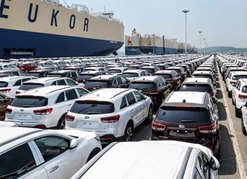 مالیات نقل و انتقال خودرو های وارداتی