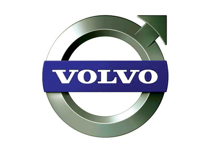 لوگوی شرکت های خودروسازی ولوو