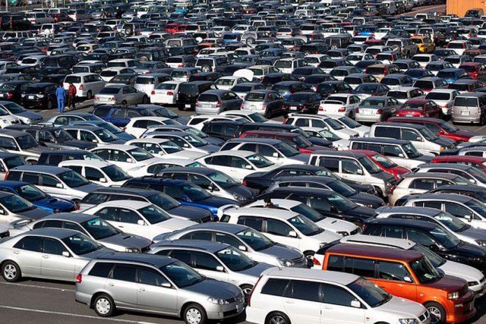 در بازار خودرو ژاپن