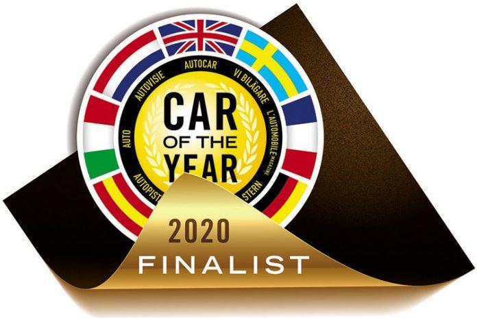 کاندید بهترین خودرو سال