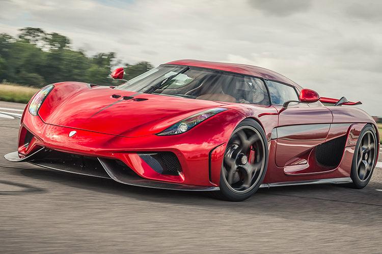 مهمترین رکورد شکنی های جهان خودرو در سال ۲۰۱۹؛ از سریعترین تا پرشتاب ترین