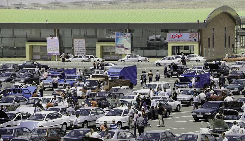 جدول قیمت روز خودرو در بازار