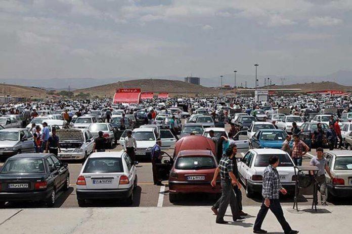خودروهای 70 میلیون تومانی