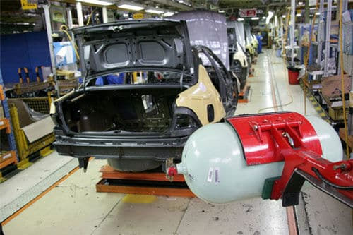 اصلاح کارت خودرو دوگانه سوز