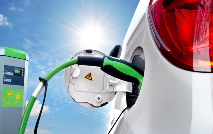 خودرو برقی سایپا
