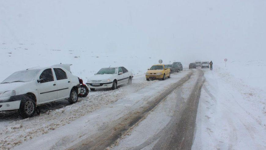 گزارش وضعیت راه ها / پرهیز از سفرهای غیرضروری