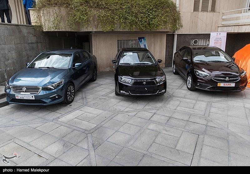 طراحی کی ۱۳۲ محصول جدید ایران خودرو