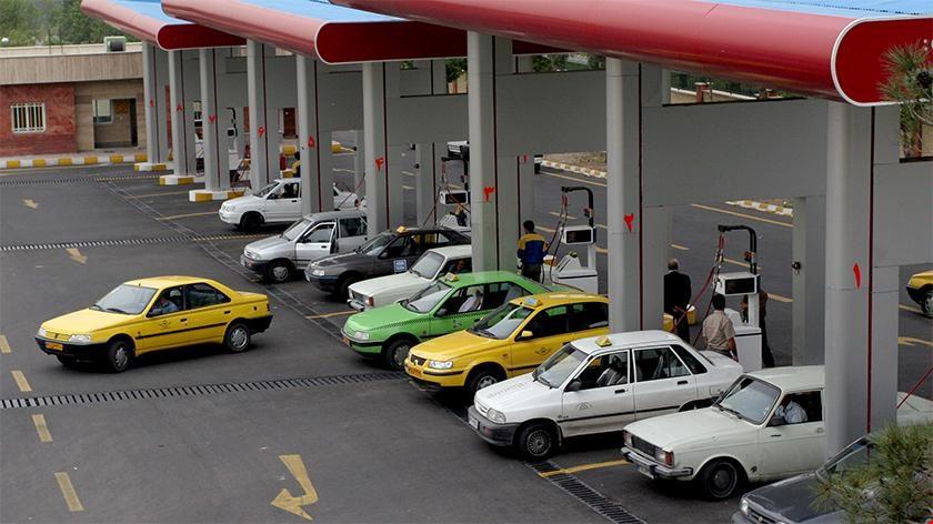قیمت CNG روش گازسوز کردن خودرو