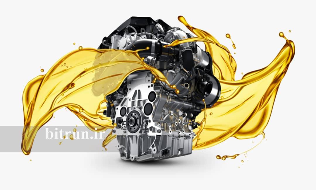 قیمت روغن موتور