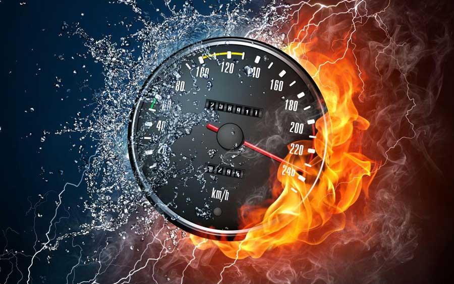 حداکثر سرعت خودرو در محصولات شرکت ولوو محدود می شود