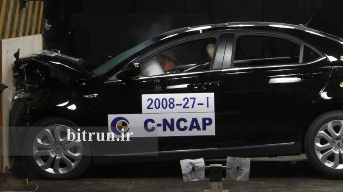 تست NCAP