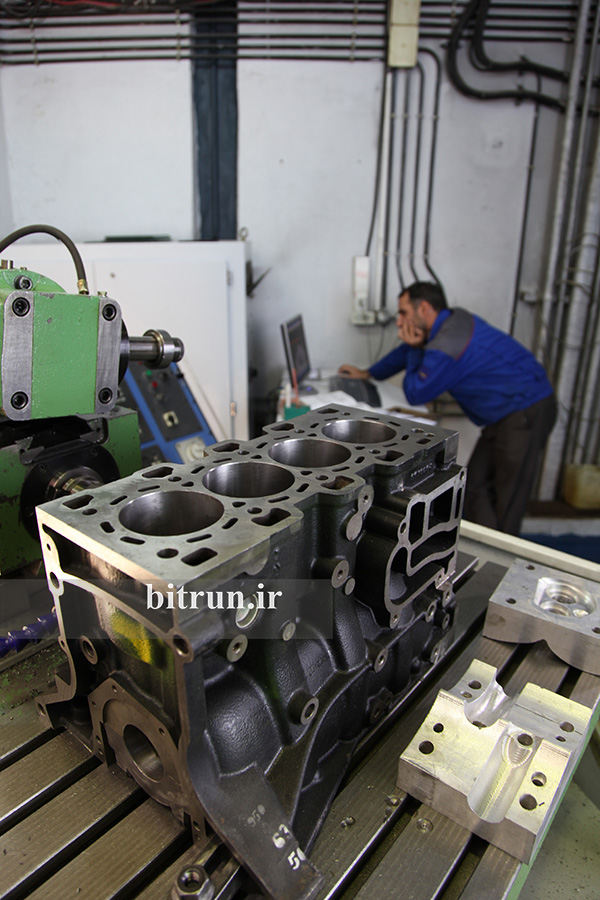 مشکلات موتور EF7