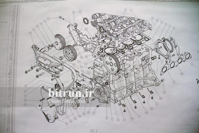 خانواده موتور EF7