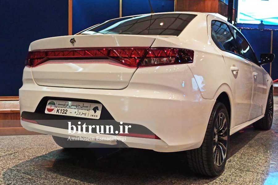 قیمت کی 132 ایران خودرو