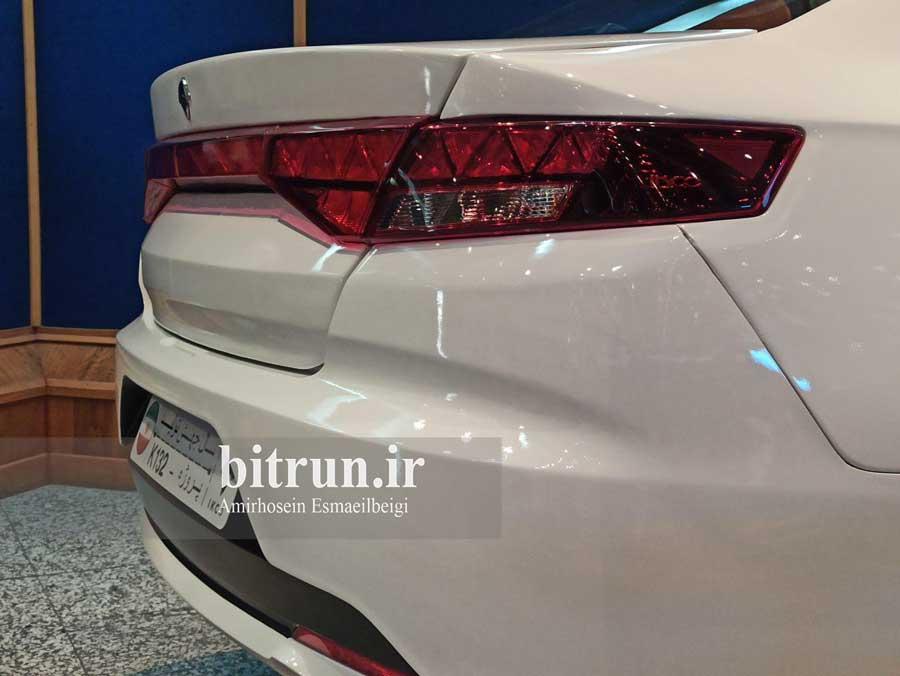کی 132 ایران خودرو k132