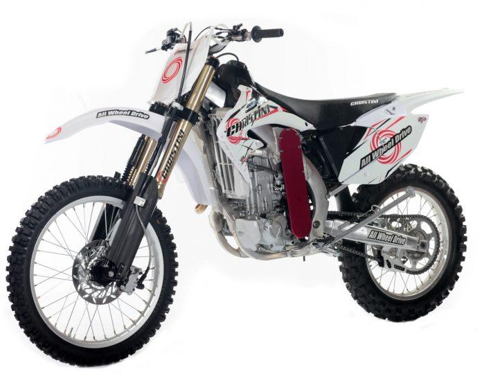 موتور سیکلت دو چرخ متحرک