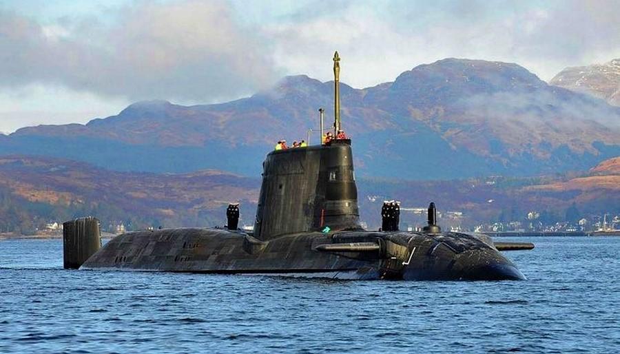 زیردریایی های ارتش روسیه