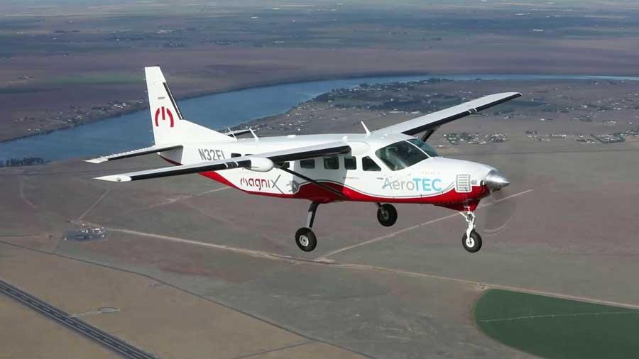 هواپیمای مسافری برقی