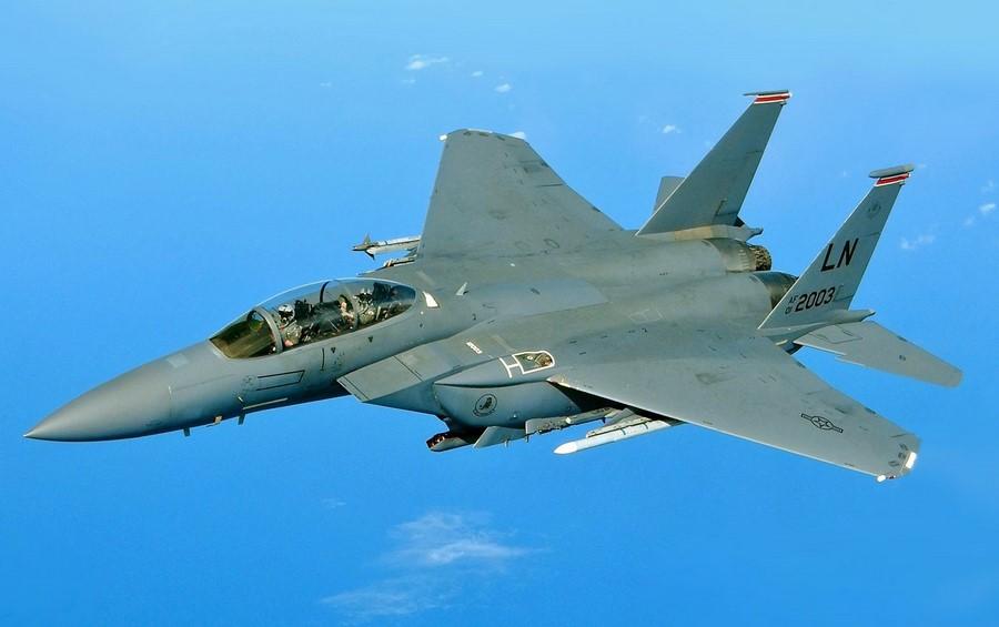 ۱۵. بوئینگ EA-18G گرولر