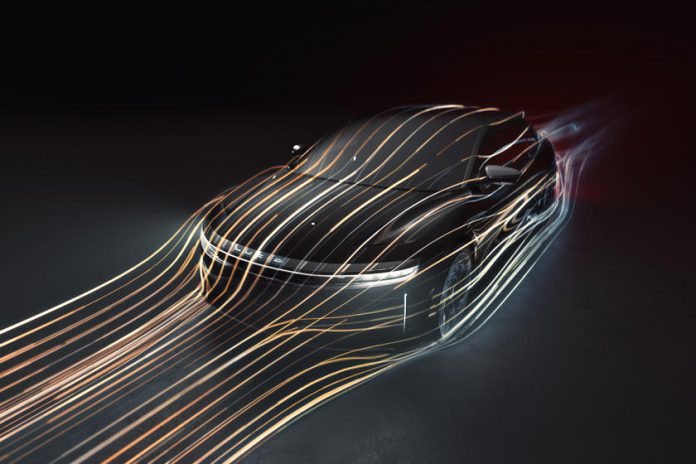 آیرودینامیک ترین خودروی لوکس