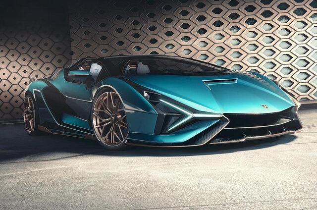 پرقدرت ترین خودروی هیبریدی جهان