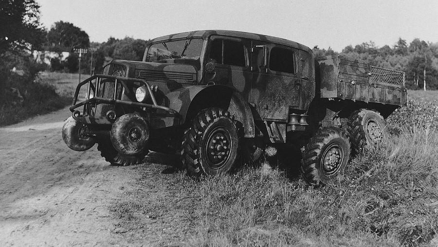 کامیونهای ولوو