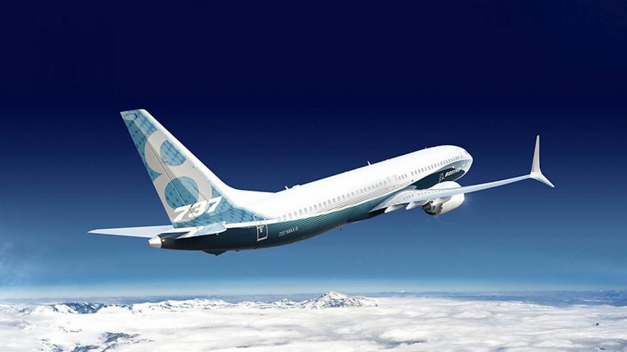 طراحی بوئینگ 737 مکس