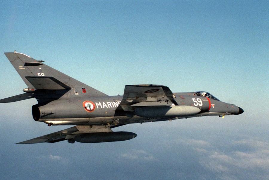 جنگنده سوپر اتاندارد