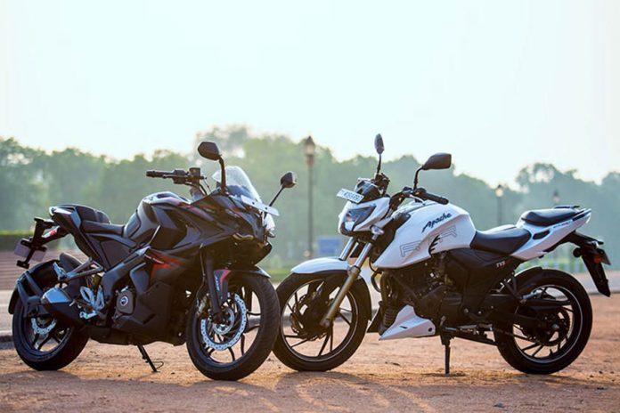 قیمت روز موتورسیکلت در بازار و نمایندگی