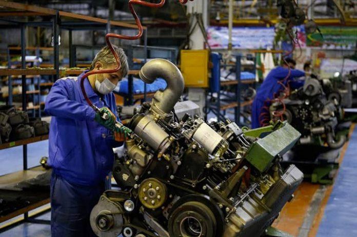 موتور دیزلی OM355