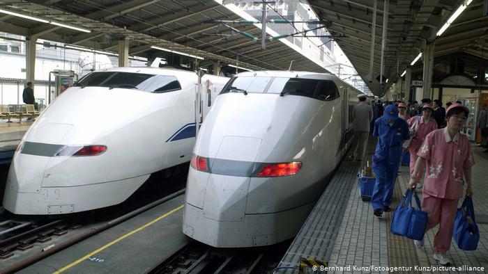 بزرگترین ایستگاه قطار جهان / عکس ایستگاه شینجوکو توکیو